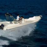 Boat Great white 8m open cruiser - Akeydor Boat Cruises