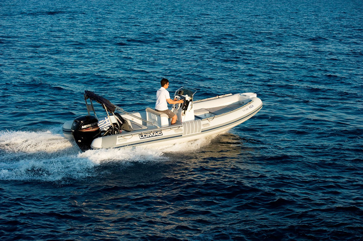 Boat Lomac 6 - Akeydor Boat Cruises