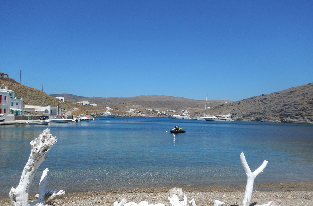 June 2018 - Kythnos island for the weekend