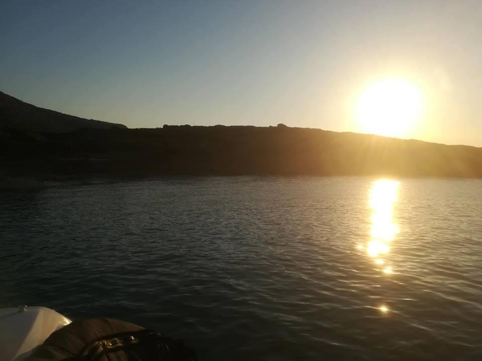 July 2018 - Sunset at Sounio!