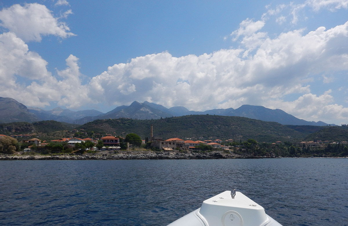 August 2018 – Sailing in Peloponnese!