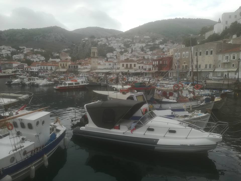 October 2018 – Walking in Hydra